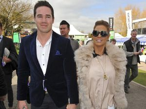 Katie Price rushed to hospital to check on baby