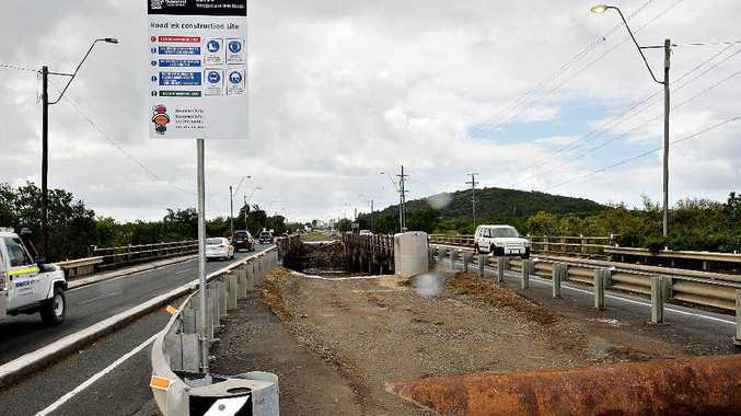 The Newman LNP Government will commit $27.5 million to replacing the Vines Creek bridges.