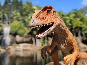 Prehistoric creatures rule during Observer's Dino Week