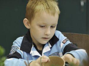Kids DIY workshop at Bunnings