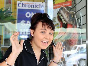 Toys a window to dinosaur fun at Pialba News