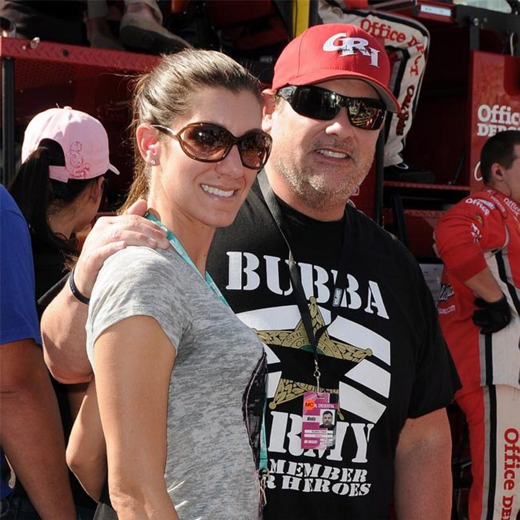 Heather Clem and Bubba the Love Sponge