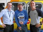 Motorcyclist grateful for RACQ CQ rescue helicopter service