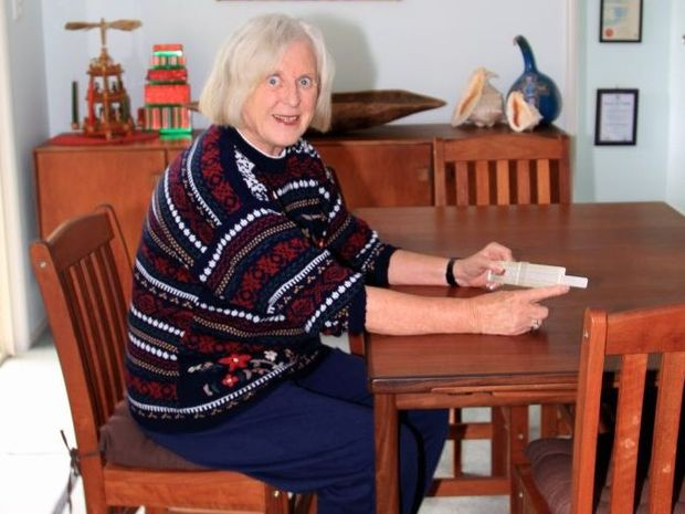 Burrum Heads resident Ann Moffatt has been named a pioneer by Microsoft for teleworking.
