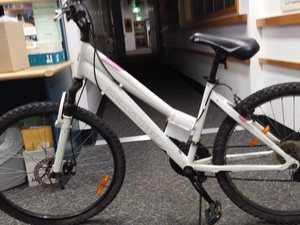 Hervey Bay police want to reunite owner and bike