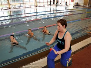 Baillie Henderson Pool re-opens