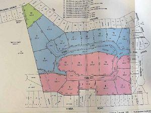 DA filed for 21-lot housing