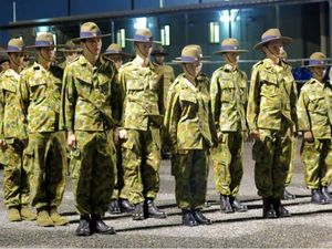 Cadets learn new skills