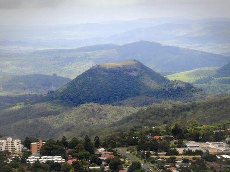 Tabletop Mountain.