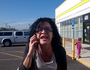 VIDEO: woman's appalling racist rant in car park