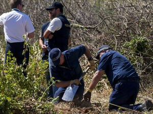 Madeleine McCann search: police dig in Portugal scrubland
