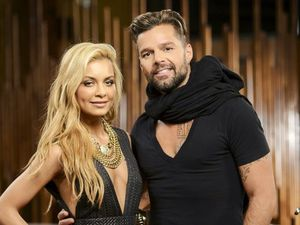 Havana Brown helps Ricky Martin spice things up on The Voice