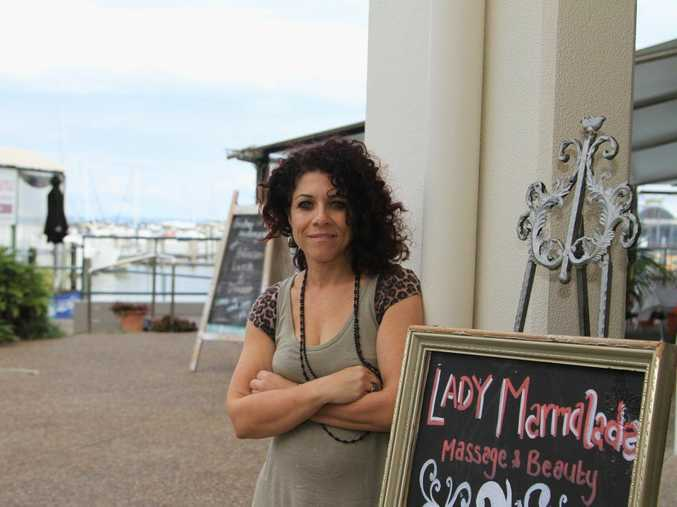 Maria Bertram, owner of Lady Marmalade, is starting a petition to bring tourists back to the marina.