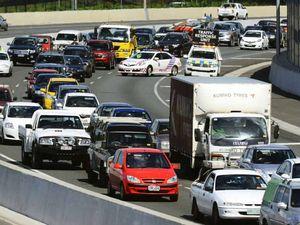 Tradies help drive peak commute time to an hour earlier