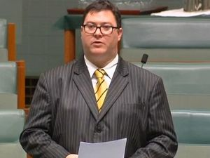 George Christensen says Carmichael mine 'has to be FIFO'