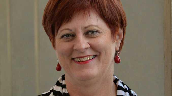 Mackay Mayor Deirdre Comerford.