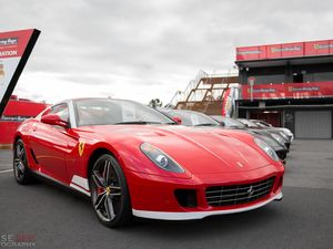 The spectacular 2012 Ferrari 599 Alonso Edition
