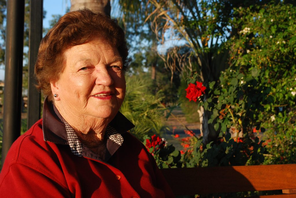 Jodie Hart has won a Order of Australia Medal in the General Division for ongoing service to the Chinchilla Community.