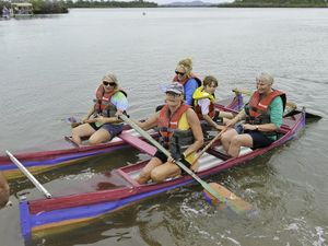 2014 RE/MAX Baffle Creek Raft Race