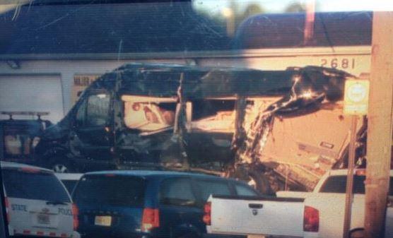 30 Rock star Tracy Morgan critical after bus crash