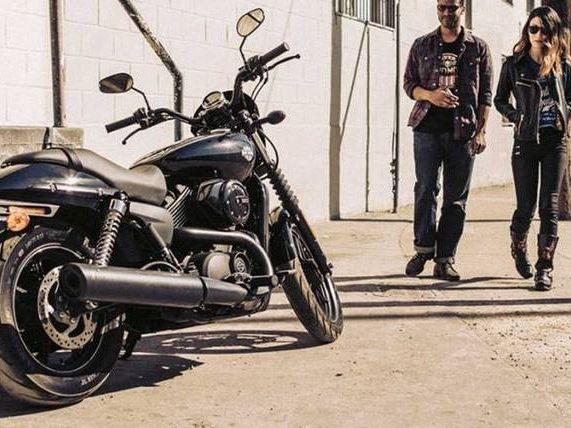 The 'little black dress' of motorbikes.