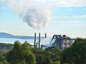 Industry, smokers contribute to Gladstone pollution