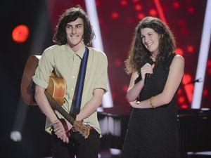 Gabriel & Cecilia Brandolini through to live finals