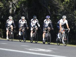Pilley's long ride for Mauri Kautto time trial