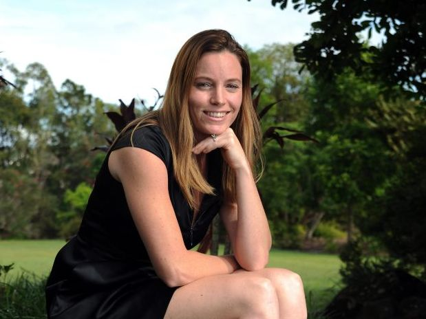Alexia Purcell looks fabulous after taking the I Quit Sugar program. Photo: Iain Curry / Sunshine Coast Daily