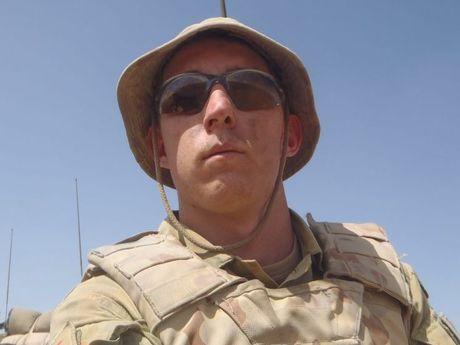 Trooper Damien Price.