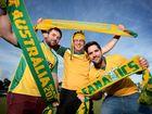 Football fanatics fly to Rio for 2014 FIFA World Cup