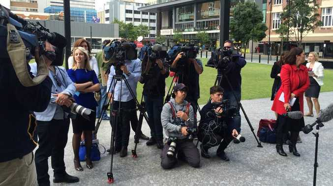 The Baden-Clay murder trial has attracted considerable media attention.