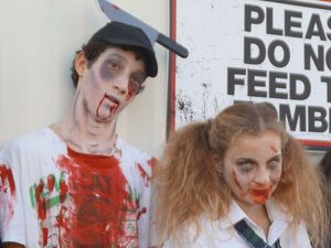 Walking dead inject new life into children's health