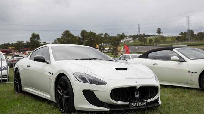 Angry sounds of a 2013 Maserati GranTurismo MC Stradale | Mackay ...