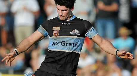 KICKING ON: Ballina hooker Andrew Battese has a convincing lead in the NRRRL player of the year standings.