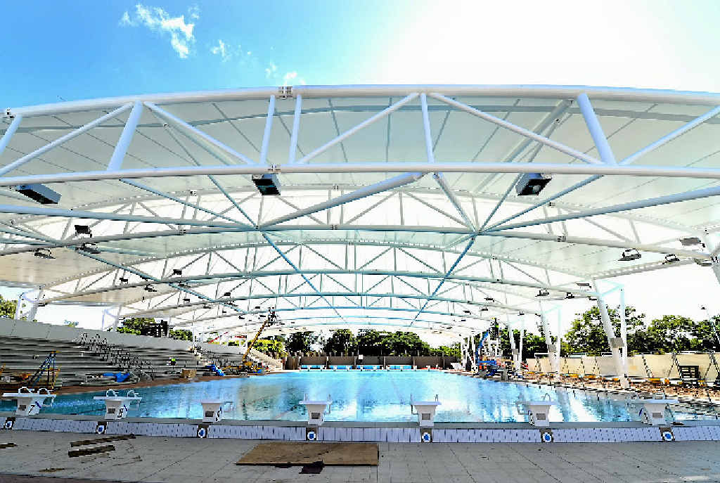 A year ago we were given the first glance at the new look Southside pool. Twelve months on, there is disappointment about the reduced opening hours.