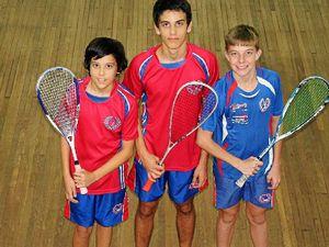 Warwick trio shines at titles