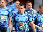 There's plenty of pride in the New South Wales jersey in Coffs Harbour this week.