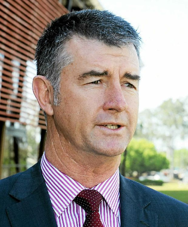 Housing Minister Tim Mander.