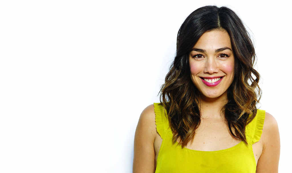Melanie Vallejo plays Sophie Wong on Winners & Losers.