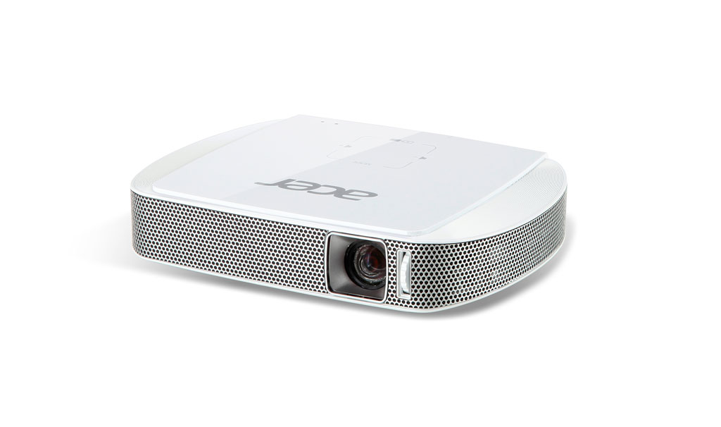 COOL: Acer's C205 projector shows we've come a long way from pricey, heat-prone units.