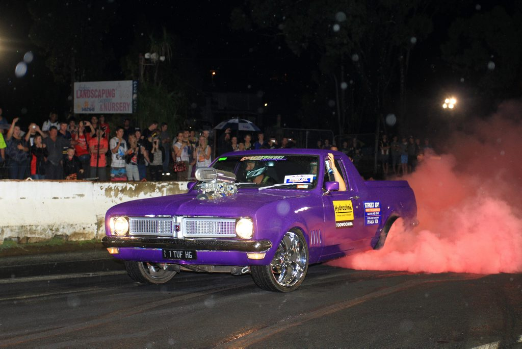 The Toowoomba Skidbowl will light up this weekend.