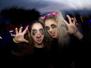 Zombies alive!
