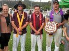 Kiwi's underhanded revenge at Sunshine Coast Ag Show