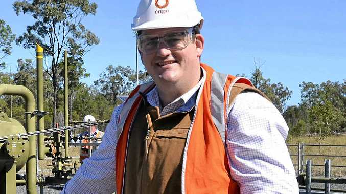 GOOD NEWS: Natural Resources and Mines Minister Andrew Cripps.