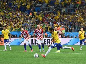 Brazil takes down Croatia despite Marcelo own goal