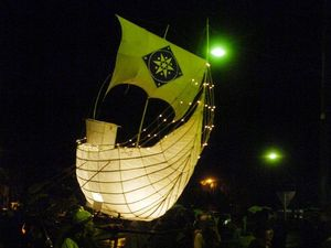 Tix on sale: Grandstand offers grand view of Lantern Parade