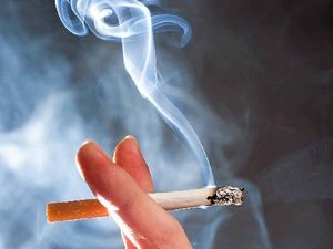 Malls and public transport hubs could be smoke free