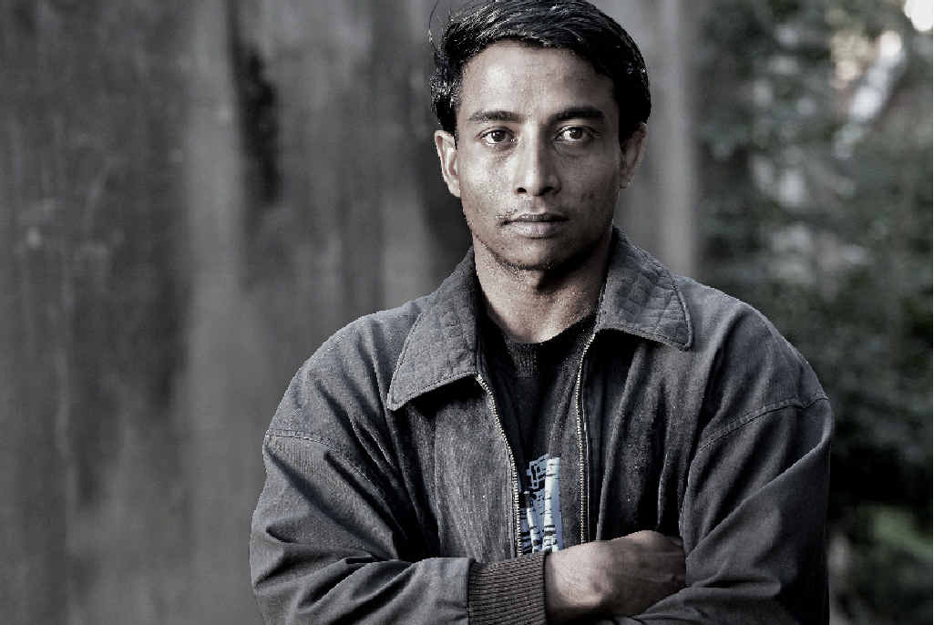 FLED GENOCIDE: Dollah is living and working in Gympie after fleeing murderous troops in Myanmar.