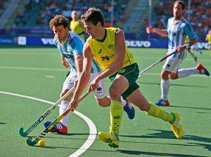 Australia defeats Argentina 5-1 in Hockey World Cup